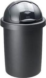 Kosz na śmieci Rotho 30L czarny (1721308080)