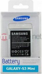 Bateria do Galaxy SIII Mini 1500 mAh (EB-F1M7FLUCSTD)