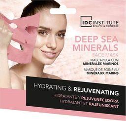 IDC Maseczka do twarzy Deep Sea Minerals nawilżająca
