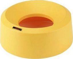 Kosz na śmieci Vileda pokrywa do kosza żółty (000439)