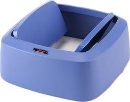 Kosz na śmieci Vileda pokrywa do kosza niebieski (000653)