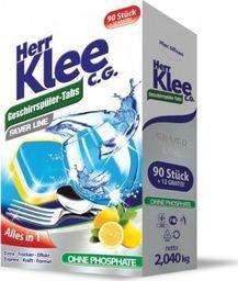 Herr Klee Tabletki do zmywarki Herr Klee C.G. Silver Line 102 sztuki uniwersalny