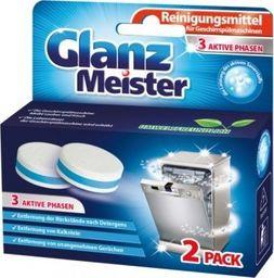 GlanzMeister Czyścik do zmywarki w tabletkach GlanzMeister 2 sztuki uniwersalny