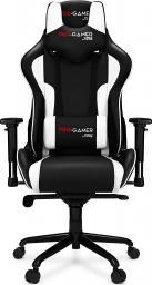 Fotel PRO-GAMER Maveric 2.0 Czarno-biały (PG35)