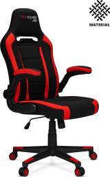 Fotel PRO-GAMER Atilla+ Czarno-czerwony