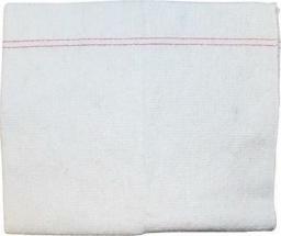 Ścierka Podłogowa Biała 60x60cm W Arganowa