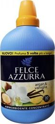 Płyn do płukania Felce Azzurra Koncentrat do płukania Felce Azzurra Argan&Vanilla 750ml uniwersalny