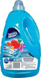 Płyn do płukania Waschemeister Płyn do płukania WäscheMeister Blue 3070 ml uniwersalny
