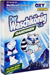Der Waschkönig Proszek do prania firan i białej bielizny Der Waschkönig C.G. Gardinen 600 g - 10 WL uniwersalny