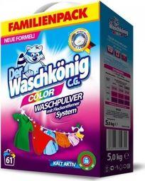 Der Waschkönig Proszek do prania Der Waschkönig C.G. Color 5 kg