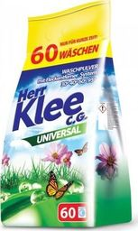 Herr Klee Proszek do prania Herr Klee C.G. Universal 5 kg folia – 60 WL uniwersalny