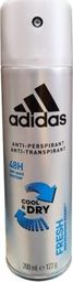 Adidas Antyperspirant Adidas Fresh for Men 200ml uniwersalny