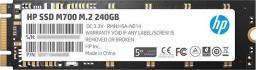 Dysk SSD HP M700 240GB M.2 SATA (3DV77AA#ABB)