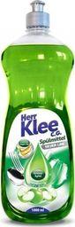 Herr Klee Płyn do mycia naczyń Herr Klee C.G. Silver Line zielone jabłuszko 1 l uniwersalny
