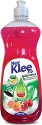 Herr Klee Płyn do mycia naczyń Herr Klee C.G. Silver Line grejpfrut i granat 1 l uniwersalny
