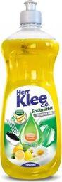 Herr Klee Płyn do mycia naczyń Herr Klee C.G. Silver Line cytryna i rumianek 1 l uniwersalny