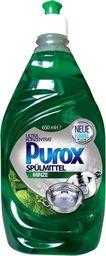 Purox Płyn do mycia naczyń Purox 650 ml - Mięta uniwersalny