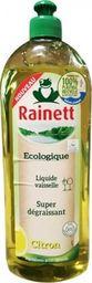 Rainett Płyn do mycia naczyń Rainett Eco Lemon 750ml uniwersalny