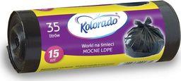 Kolorado Worki na Śmieci LDPE 35L Kolorado - 15szt.