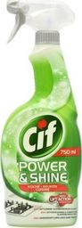 Cif Spray do kuchni Cif Power & Shine Küche 750 ml uniwersalny