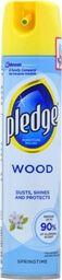 Pledge Spray do mebli Pledge Wood springtime 250ml uniwersalny