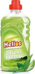 Helios Płyn uniwersalny do mycia podłóg Helios-Zielona herbata 1L uniwersalny