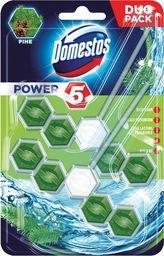 Domestos Zawieszka do WC Domestos Power5 Las 2x55g uniwersalny