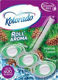 Kolorado Kostka toaletowa kolorado Roll Aroma Intense Forest 51g uniwersalny