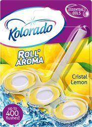 Kolorado Kostka toaletowa kolorado Roll Aroma Cristal Lemon 51g uniwersalny