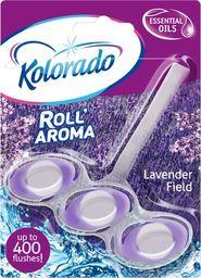 Kolorado Kostka toaletowa kolorado Roll Aroma Lavender Field 51g uniwersalny