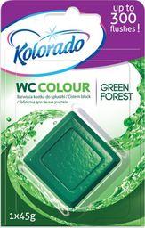 Kolorado Kostka barwiąca do spłuczki kolorado Zielony Las 45g uniwersalny