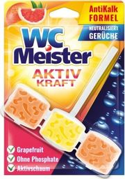 WC Meister Zawieszka do toalety WC Meister - zapach grejpfruta uniwersalny