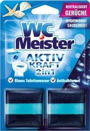 WC Meister Kostka barwiąca do spłuczki WC Meister - zapach morski uniwersalny
