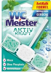 WC Meister Zawieszka do toalety WC Meister - zapach mięty uniwersalny
