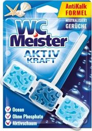 WC Meister Zawieszka do toalety WC Meister - zapach morski uniwersalny