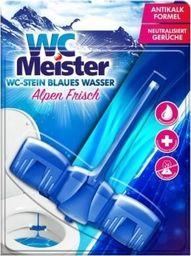 WC Meister Zawieszka do toalety barwiąca wodę WC Meister - Alpen Frisch uniwersalny