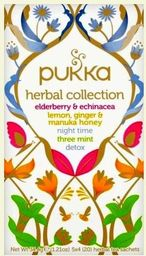 Pukka Herbs Pukka Herbal Collection Tea Bags 20 (Anglia) uniwersalny