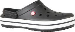 Crocs Sandały męskie Crocband czarne r. 38/39 (11016-001)