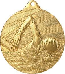 Tryumf Medal 50mm pływanie (ME003/G)