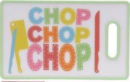 Deska do krojenia plastikowa Chop 36.5x22.5cm