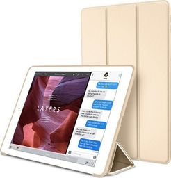 Etui do tabletu Tech-Protect Tech-protect Smartcase Ipad Mini 5 2019 Champagne Gold