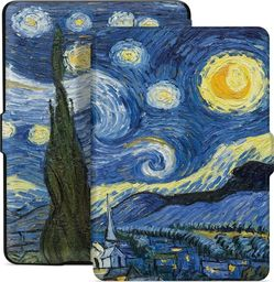 Etui do tabletu Tech-Protect Tech-protect Smartcase Kindle Paperwhite Iv/4 2018 Starry Night