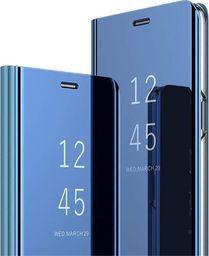 nemo Etui z klapką Clear View Cover HUAWEI  Y7 2019 PRIME niebieskie uniwersalny