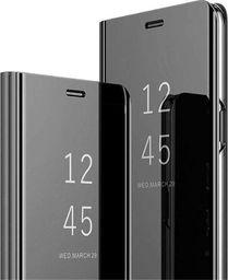 nemo Etui z klapką Clear View Cover SAMSUNG GALAXY A40  czarne uniwersalny