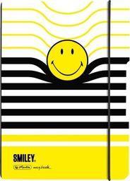 Herlitz Notatnik A5/40K kratka My. Book Flex Smiley B&Y (324784)