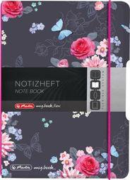 Herlitz Notatnik A6/40K kratka My.Book Flex Ladylike FL