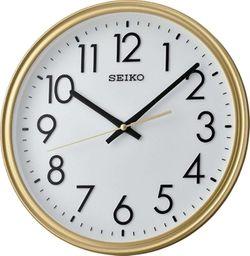 Seiko Zegar ścienny 31 cm Cichy Mechanizm uniwersalny QXA736G