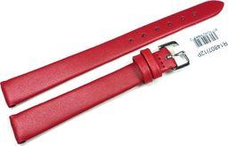 JVD Skórzany pasek do zegarka 12 mm JVD R14807-12P XL uniwersalny