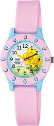 Q&Q Zegarek Q&Q VQ13-007 Dziecięcy Wodoszczelny uniwersalny