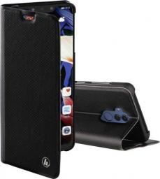 Hama Slim Pro BOOKLET GSM DLA SAMSUNGA A6 2018, CZARNY